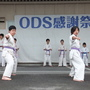 ODS感謝祭での演武-No.2