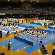 J.I.K.A第1回全日本空手道選手権大会