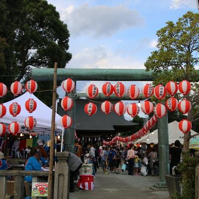 2018 曽比稲荷神社